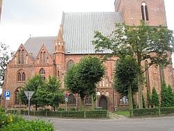 Goleniów kościół