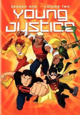 Justiça Jovem – 1ª Temporada Vol. 2 – Dublado – 2011