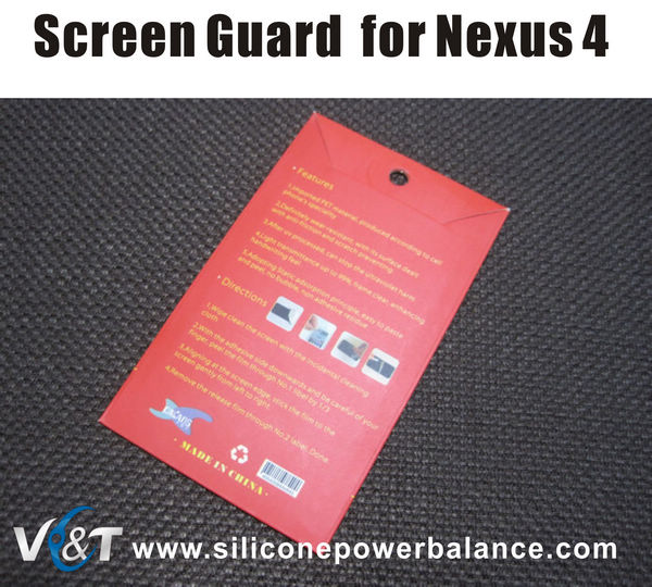 screen protector for lg e960 nexus 4 google nexus 4 protector