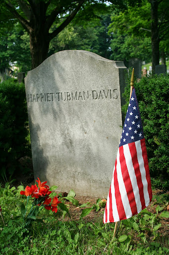 Harriet Tubman's grave, Auburn, NY. From 100 Places in the USA Every Woman Should Go