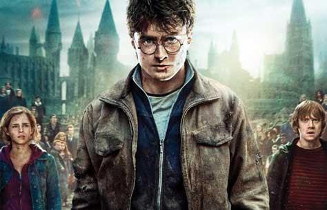 Harry Potter y las reliquias de la muetrte-parte II