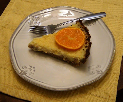 Satsuma Buttermilk Pie