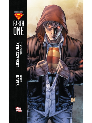 Cover image of Superman Earth One
