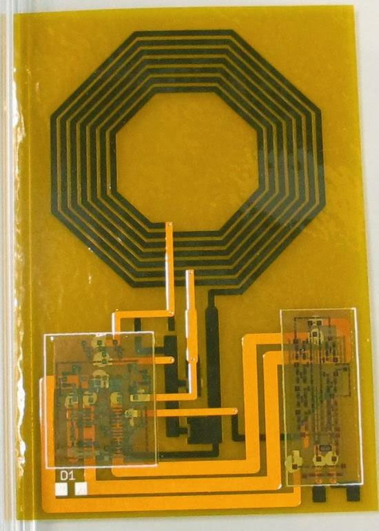 Moisture Sensor RFID