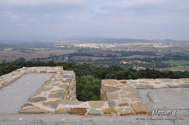 Torre de Botafuegos y Monte de la Torre