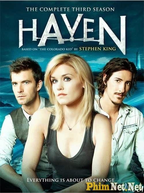 Phim Thị Trấn Haven Phần 3 - Haven Season 3