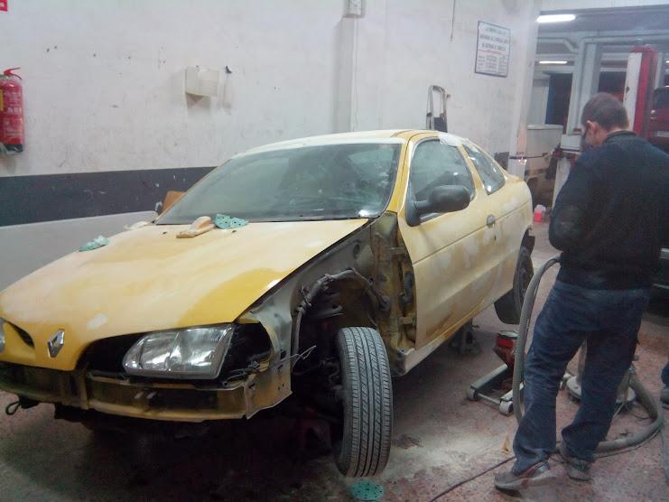 Cuanto cuesta pintar un coche entero en vuestra ciudad for 5 puertas pontevedra