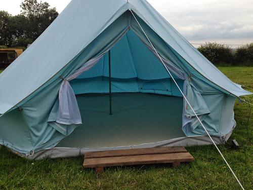 Camping  at Botany Camping