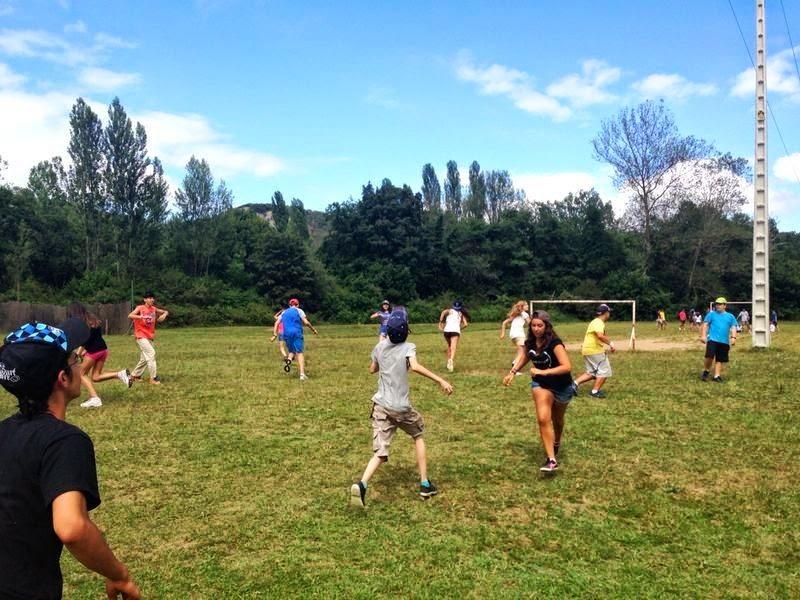 Diario de Campamento Molino de Butrera, 13 al 26 de julio
