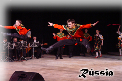 "Folk Dance Ensemble ""SEVERYANOCHKA"" - RUSSIA"