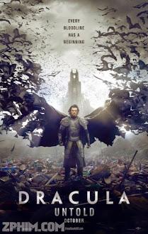 Ác Quỷ Dracula: Huyền Thoại Chưa Kể - Dracula Untold (2014) Poster