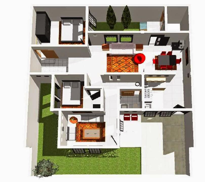 sketsa rumah minimalis design rumah minimalis