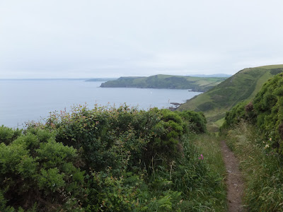 Path to Polperro