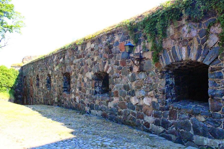Suomenlinna fortress finland