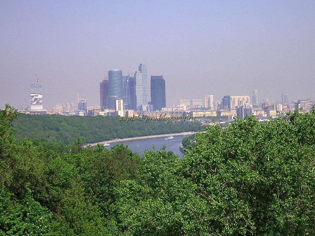 Московская Москва-Сити фото