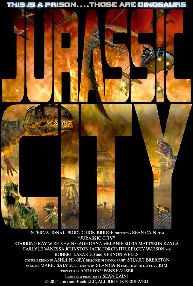 Baixar Jurassic City 2014 Jurassic City   Legendado Download