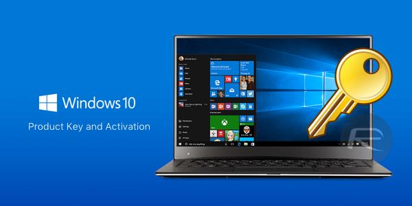 Hướng dẫn xem key kích hoạt trên Windows 10
