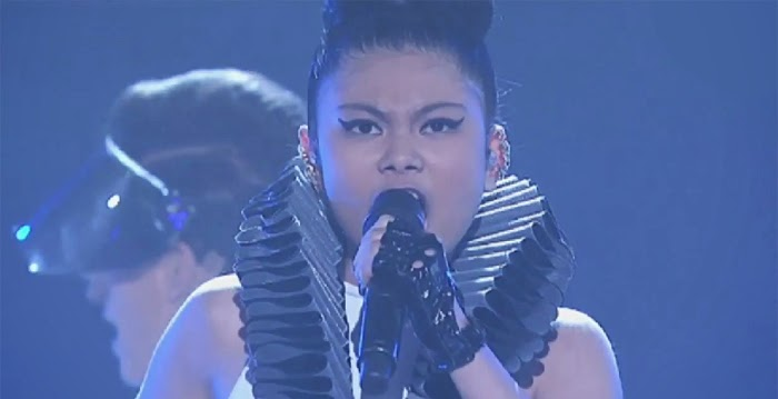 Marlisa Punzalan steps in X Factor Australia semi-finals