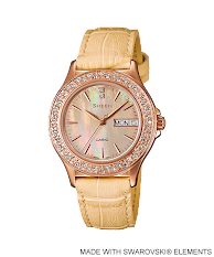Casio Sheen : SHE-3803SG