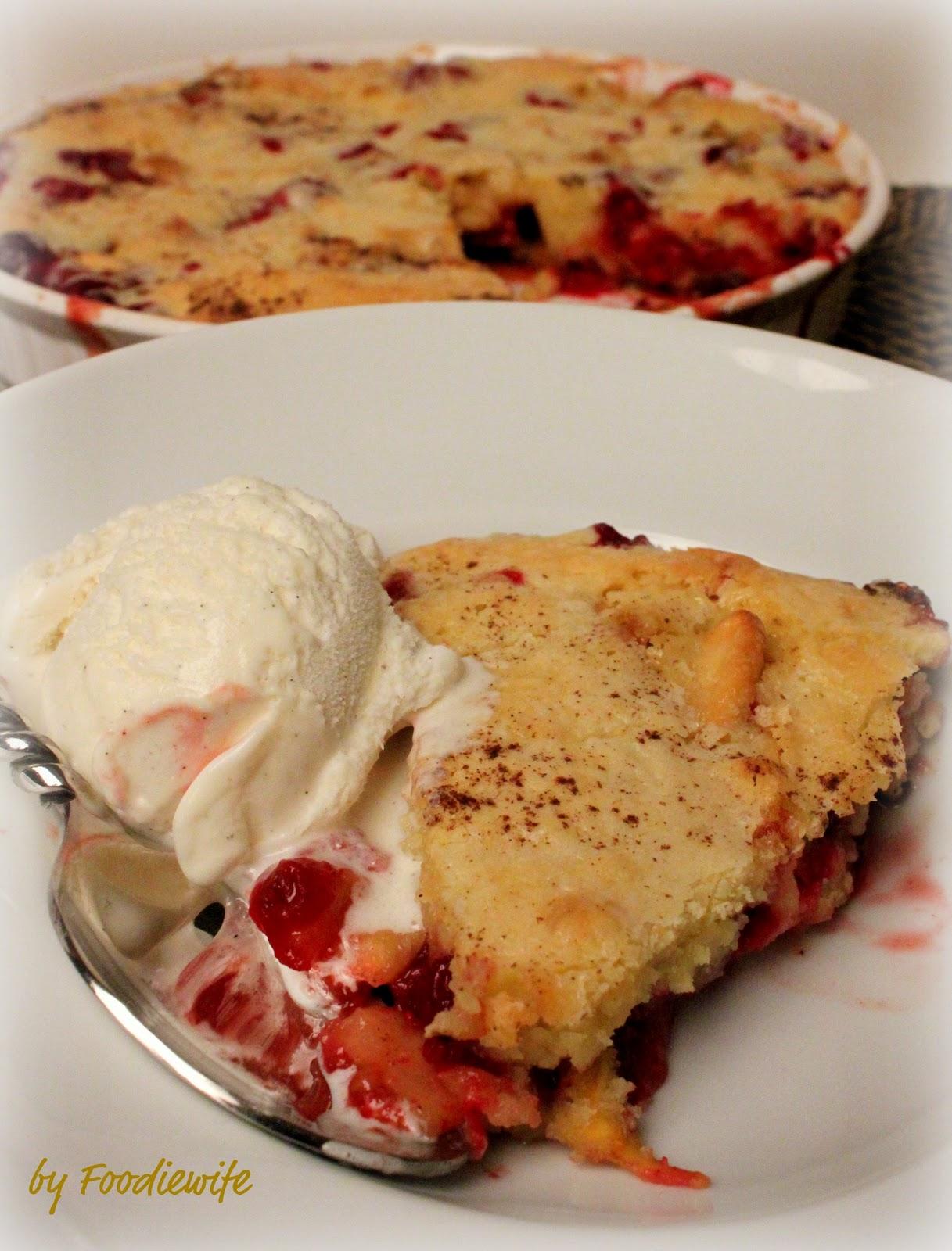 Ina Garten S Easy Cranberry Apple Cake