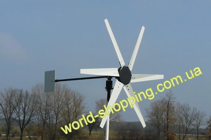 ветрогенератор на постоянных неодимовых магнитах