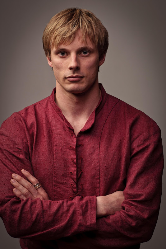 BBC Merlin season 5 hi-res promo shot