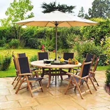 Muebles para decorar su terraza decoracio nesdotcom for Mesas para terraza