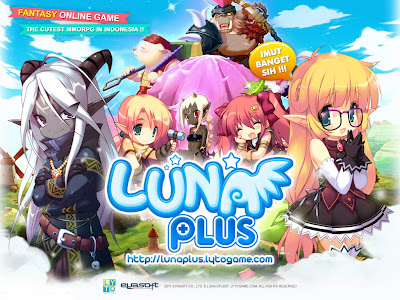 anime rol game mmorpg kawaii luna plus online