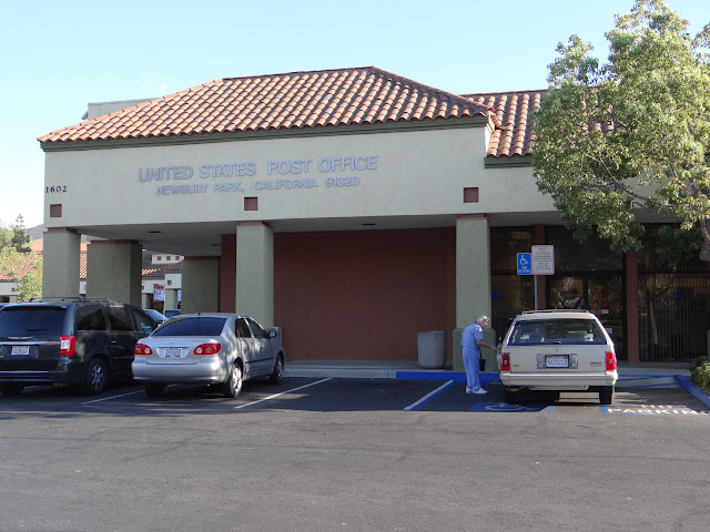 Newbury Park Branch post office