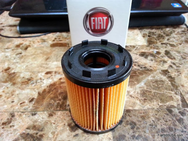 fiat 500 abarth oil filter location fiat 500 abarth. Black Bedroom Furniture Sets. Home Design Ideas
