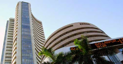 Sensex, Nifty hit record highs