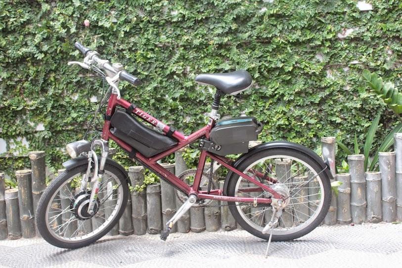 Xe đạp Ben - 26
