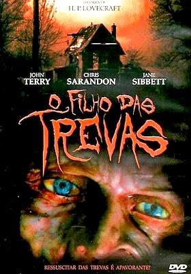 Filme Poster O Filho das Trevas DVDRip XviD & RMVB Dublado