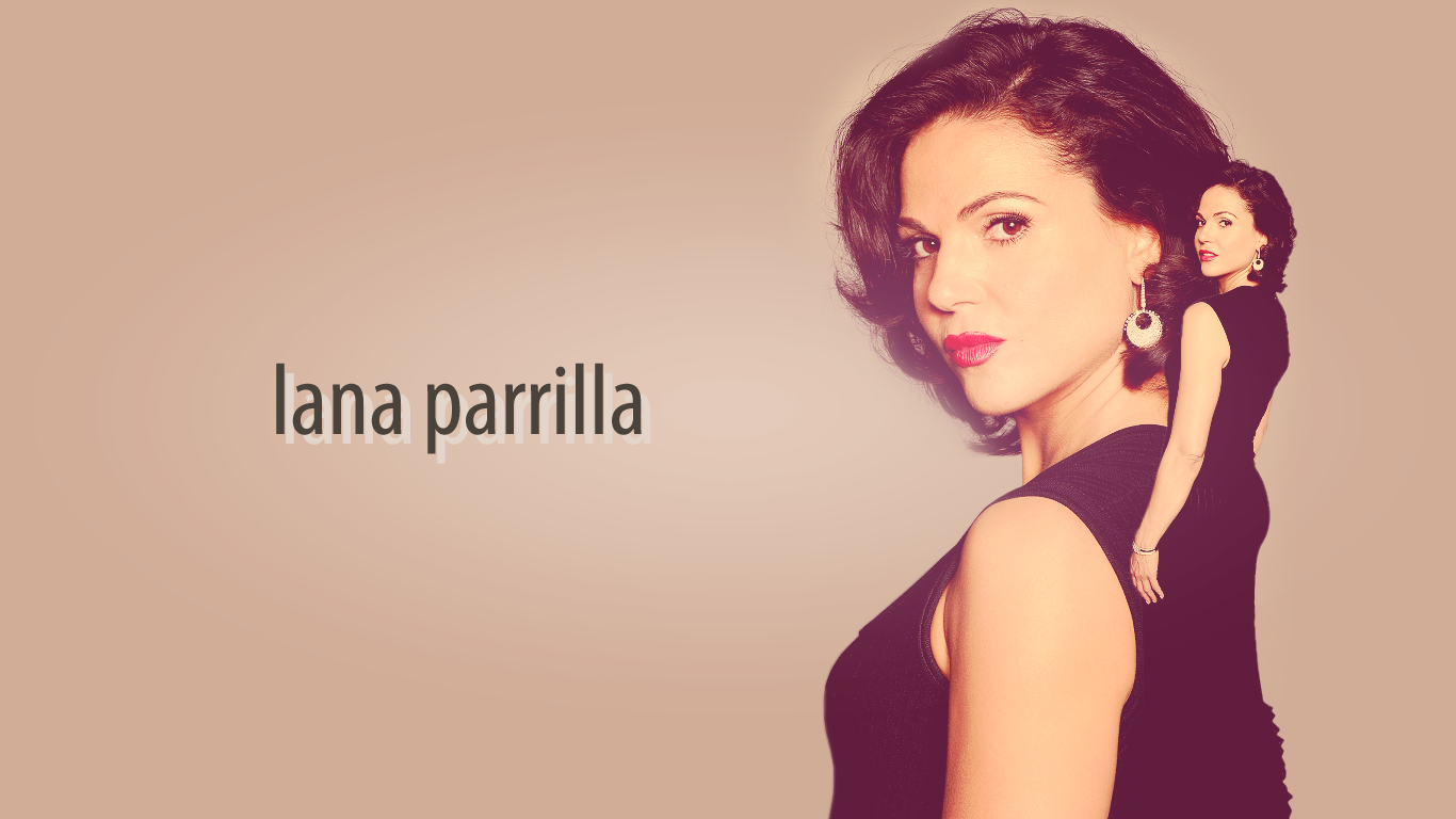 Lana Parrilla Wallpaper Cover photo