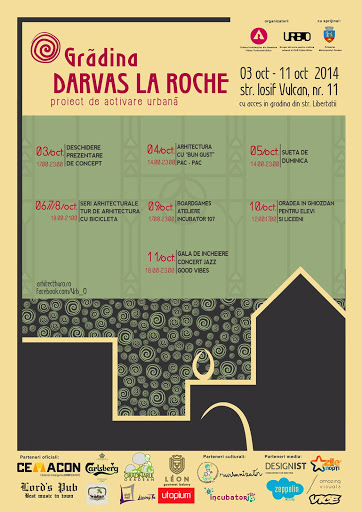 Deschidere Grădina Darvas La Roche #1