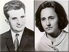 Nicolae y Elena Ceauşescu (Foto y texto de wikipedia)
