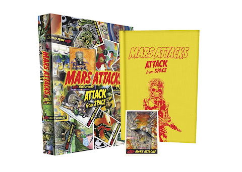 Mars Attacks Red