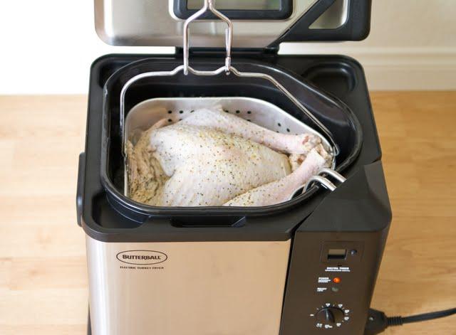 Making Deep Fried Turkey Kirbie S Cravings
