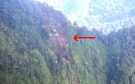 Video Pesawat Sukhoi Superjet 100 Saat Menabrak Gunung Salak