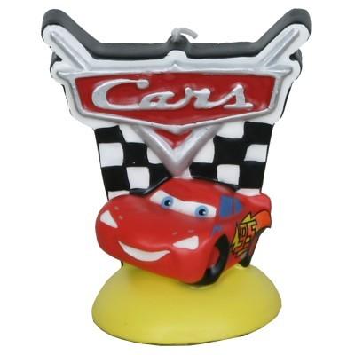 disney pixar cars cakes. Disney#39;s Cars Logo Cake Candle