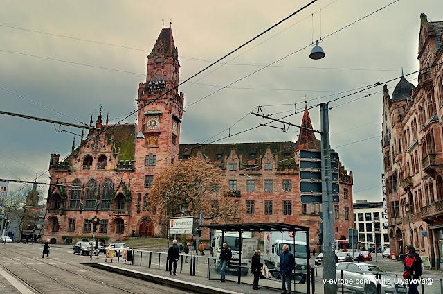 Саарбрюккен, Германия