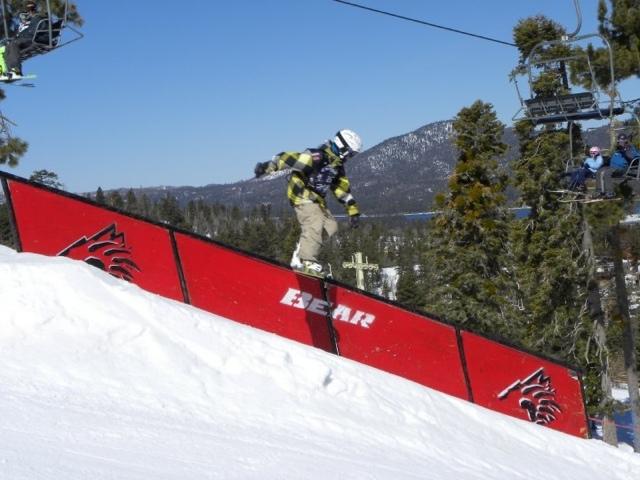 Flow Team Rider Jaromie Nolan