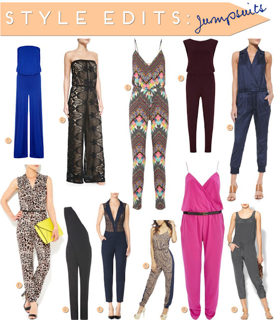 Style Therapy Edits- Jumpsuits