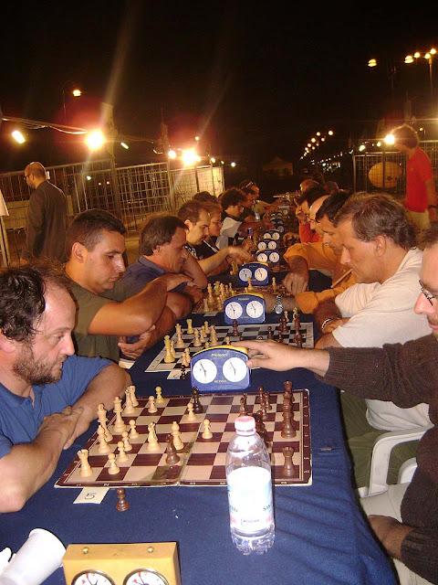 Una notte di scacchi