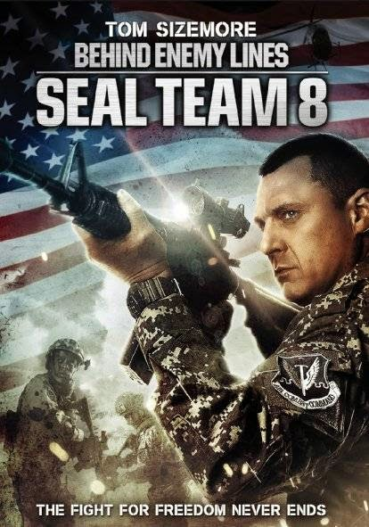 Poster Of English Movie Seal Team Eight: Behind Enemy Lines (2014) Free Download Full New Hollywood Movie Watch Online At Alldownloads4u.Com