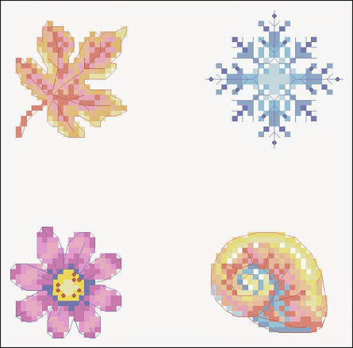 A season to dream cross stitch pattern