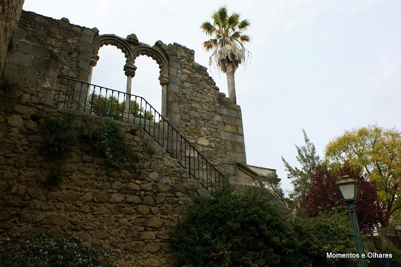 Évora, ruínas Fingidas