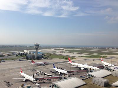 Atatürk Havalimanı Yeni Kule