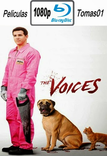 Las Voces (The Voices) (2014) BRRip 1080p