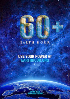 tips + tricks, earth hour, Mother Earth